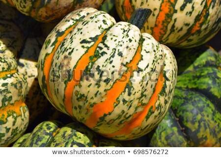 Sweet Lightning Microwave cucurbita pumpkin pumpkins from autumn Stock photo © juniart