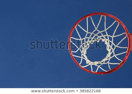 Basketball basket look stock photo © paulwongkwan