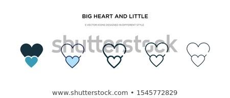 two hearts one life Stock photo © serdarduran