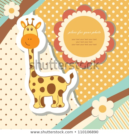 the valentines day card template eps 8 stock photo © beholdereye