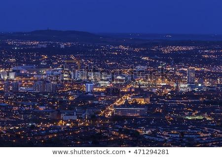 Belfast · ville · salle · nord · Irlande - photo stock © benkrut