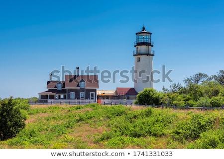 Lumière cape cod USA actif phare nord Photo stock © CaptureLight