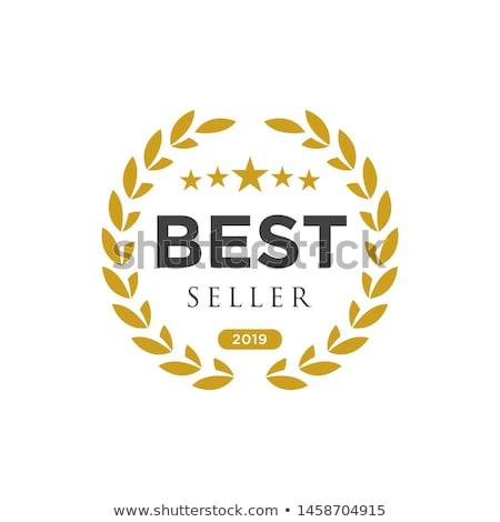 Best Seller Award Stock photo © timurock
