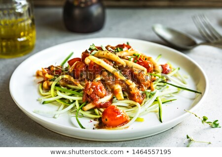 tomato based sauce Stock photo © Digifoodstock
