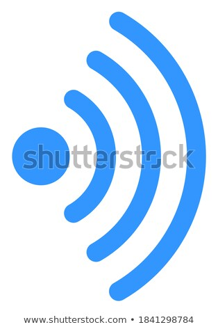 wi fi source flat raster icon stock photo © ahasoft