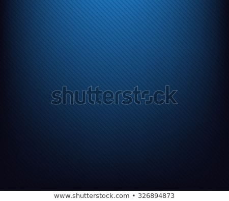 Navy blue gradient abstract line dark background Stock photo © Kheat
