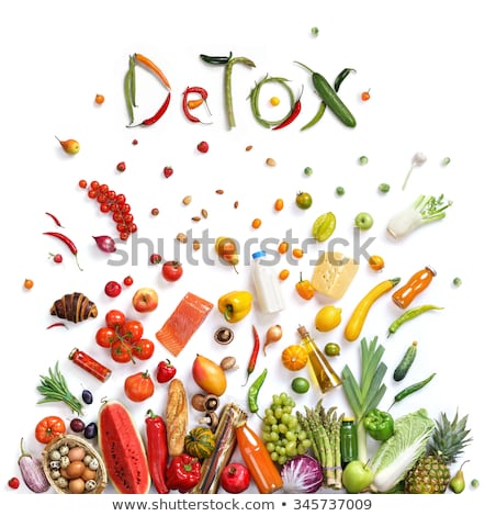 nutrition detox concept stock photo © lightsource