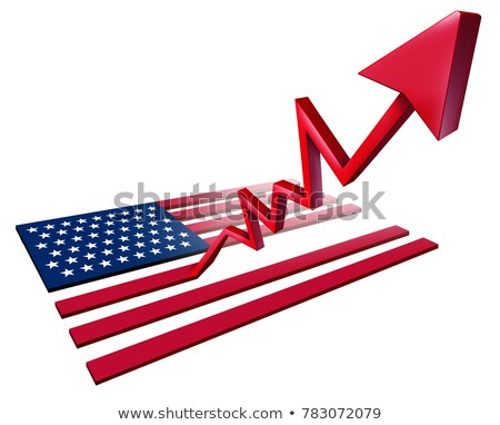 booming american economy growth stock photo © lightsource