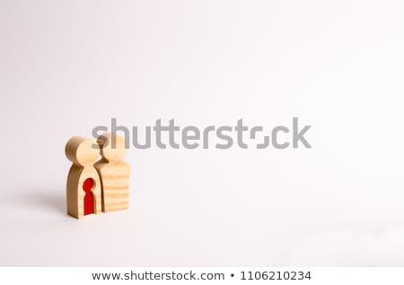férfi · meddőség · diagnózis · orvosi · jelentés · tabletták - stock fotó © tashatuvango