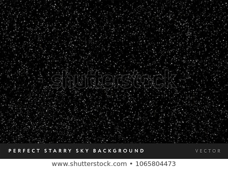 white banner on outer space background Stock photo © Sonya_illustrations
