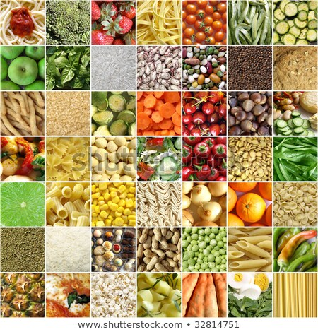 蔬菜 白 盤 意大利麵條 熟 食品 商業照片 © 5xinc
