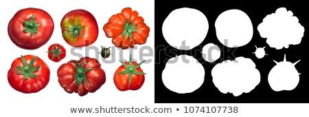 Tomates topo ver inteiro maduro Foto stock © maxsol7