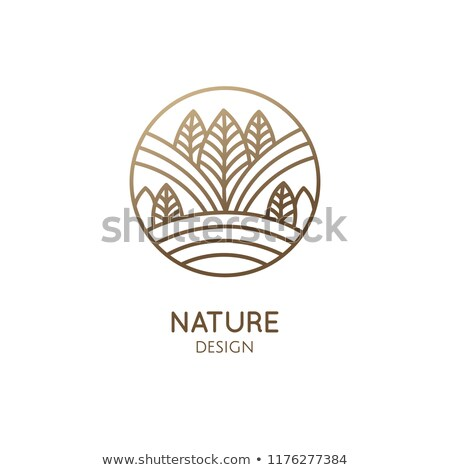 alternative eco agriculture stamp Stock photo © szsz
