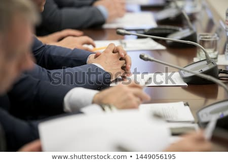 Congress And Law Stock photo © Lightsource