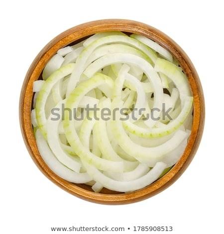 chef · ui · keuken · handen · witte - stockfoto © vladacanon