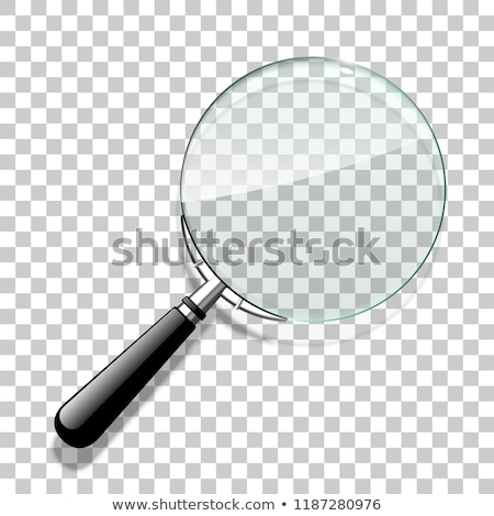 Magnifying Glass - Innovate stock photo © kbuntu
