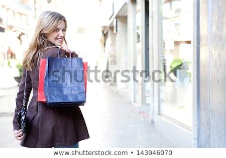 mooie · vrouw · niet · jonge · vrouw · geïsoleerd - stockfoto © photography33