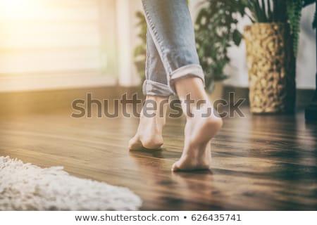 женщины · ног · долго · ню · девушки - Сток-фото © Nobilior