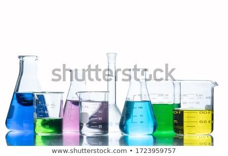 atom · wzoru · chemicznych · badań · molekularny - zdjęcia stock © pressmaster