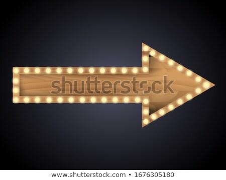 Stock foto: Rough Wooden Pointer