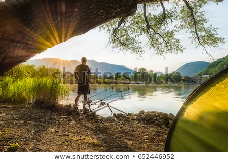Summer Fishing Stock photo © Macros