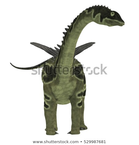 Agustinia Dinosaur Stock photo © AlienCat