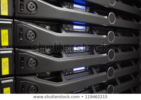 Servidor caixa entrada internet teia Foto stock © wavebreak_media