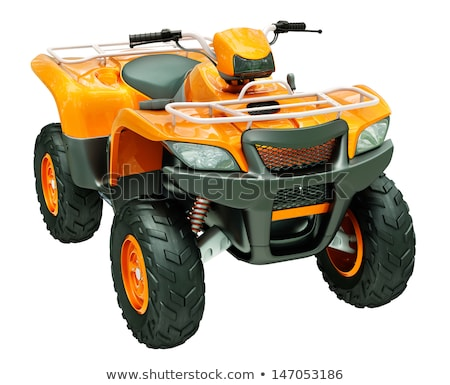 Off-road vehicle in studio Stock photo © Supertrooper