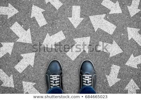 Stockfoto: Life Direction
