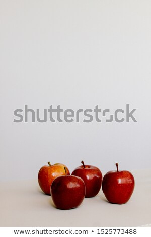 four crab apples stock photo © sarahdoow