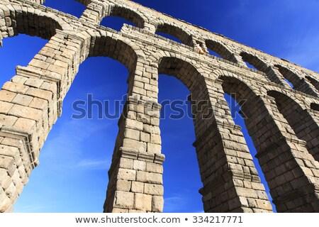 Duvar Roma 2012 ören bölge Stok fotoğraf © fxegs