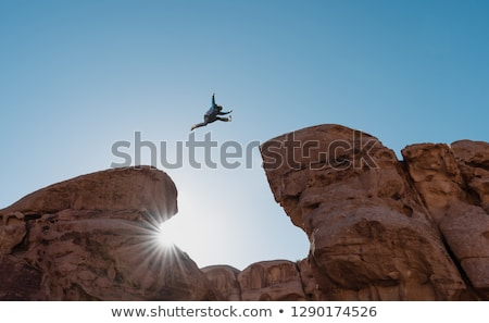 precipice Stock photo © silense