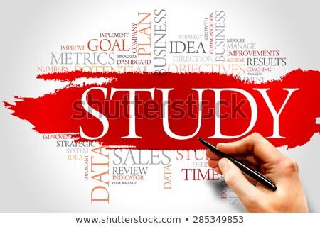 を · インターネット · 教育 · 学習 · オープン - ストックフォト © stuartmiles