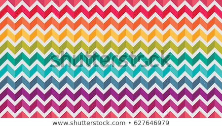 seamless pink zig zag pattern  Stock photo © creative_stock