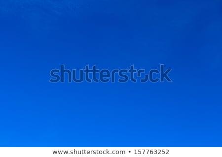 Cielo blu sole nubi illustrazione cielo Foto d'archivio © impresja26