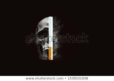 Smoking Danger Stock photo © Lightsource
