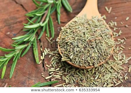 Rosemary Drying Stock photo © songbird