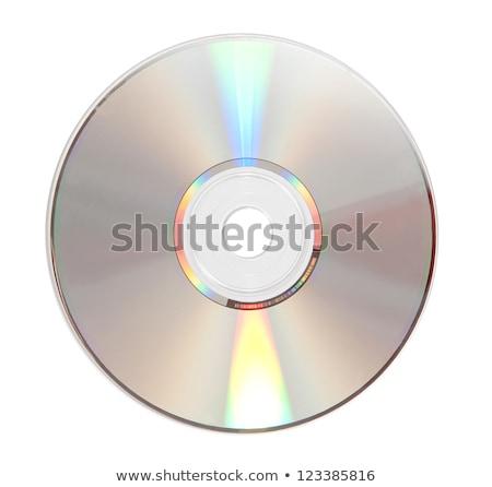 Cd diğer cds müzik renk Stok fotoğraf © Koufax73