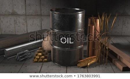 emtia · arka · plan · Metal · imzalamak · sanayi · finanse - stok fotoğraf © mgborhan
