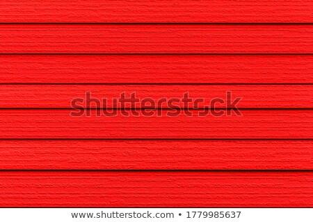 Vermelho madeira de lei indústria da construção naturalismo madeira materiais Foto stock © scenery1
