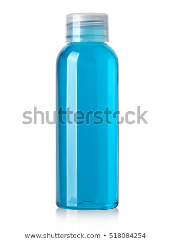 salon · ontsmettingsmiddel · glas · container · vol - stockfoto © tetkoren