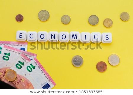 Winst woord geïsoleerd brieven boord school Stockfoto © fuzzbones0