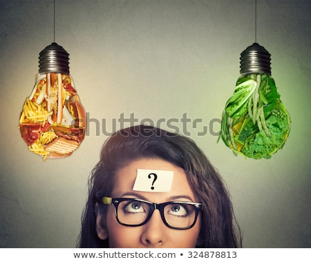 Stock photo: Changing Diet