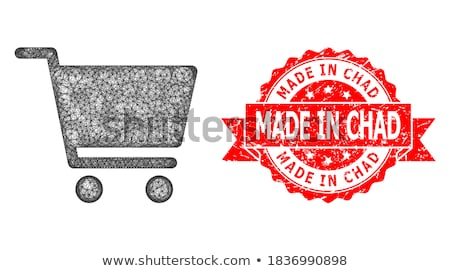 made in chad Stock photo © tony4urban