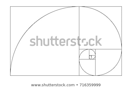 Fibonacci Spiral or Sequence Stock photo © olivier_le_moal