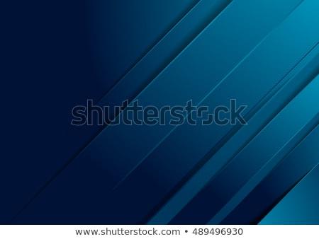 dark blue corporate material tech background stock photo © saicle