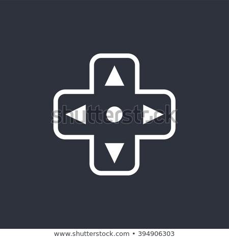 Foto stock: Video Game Console Theme
