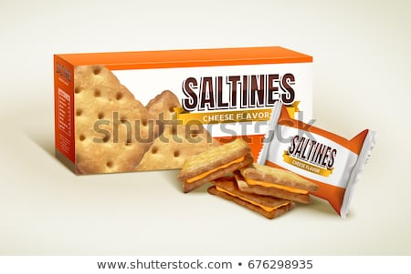 Delectable biscuits Stock photo © bluering