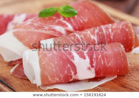 slager · vlees · oven · gebakken · business - stockfoto © digifoodstock