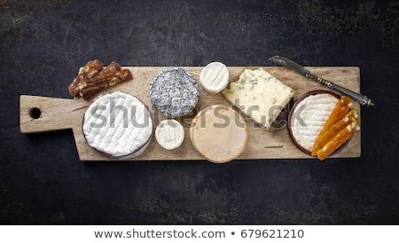 queijo · madeira - foto stock © digifoodstock